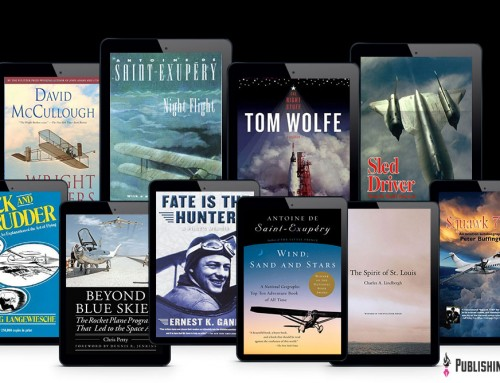 The Top Ten Must-Read Flying Books